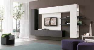 18 trendy tv wall units for your modern living room ZWZVWHC