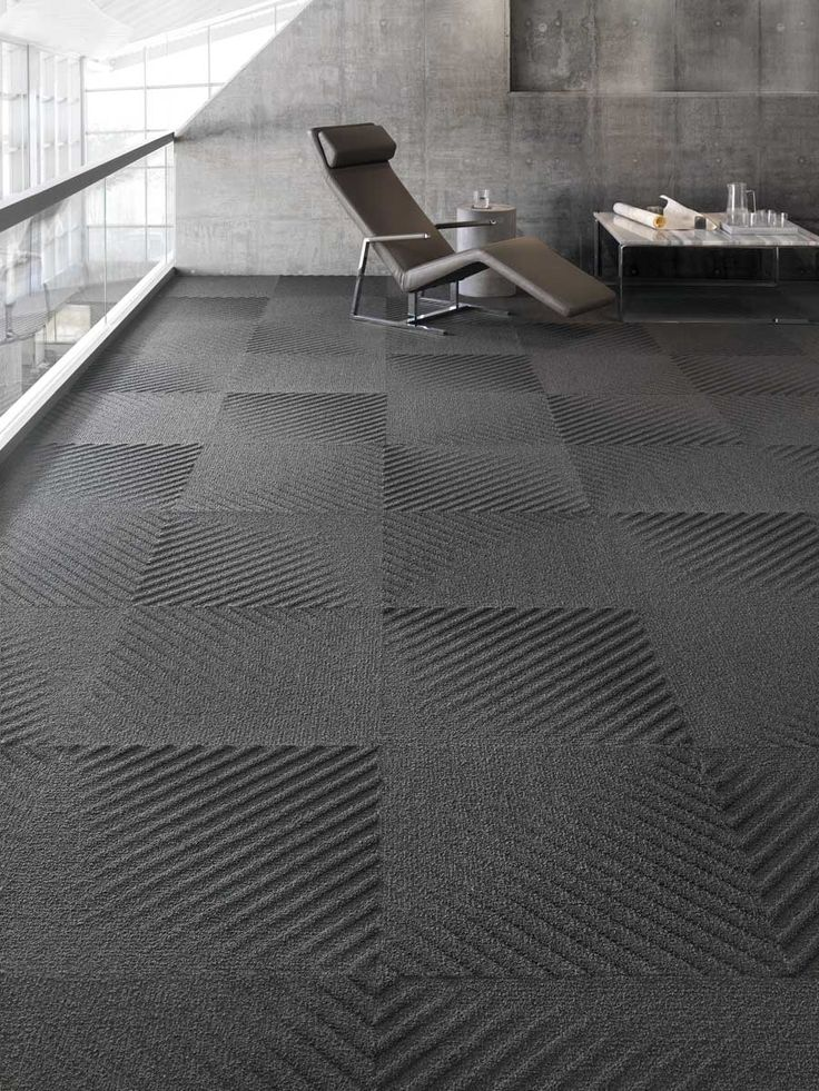 Bring some warmth home with carpet tiles