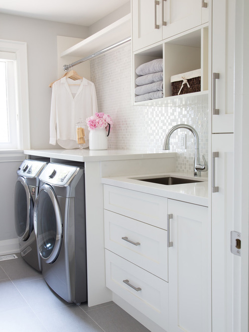30 all-time favorite laundry room ideas u0026 remodeling pictures | houzz OCRPSFR
