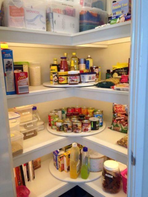 33 best kitchen organization ideas - how to organize your kitchen LXGIZTP