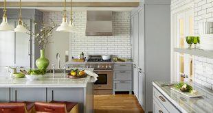 35 best kitchen countertops design ideas - types of kitchen counters NTLMEBN