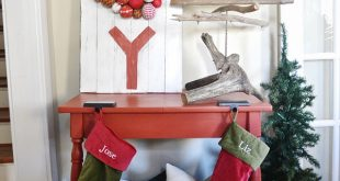 60 diy christmas decorations - easy christmas decorating ideas YRAZUBH