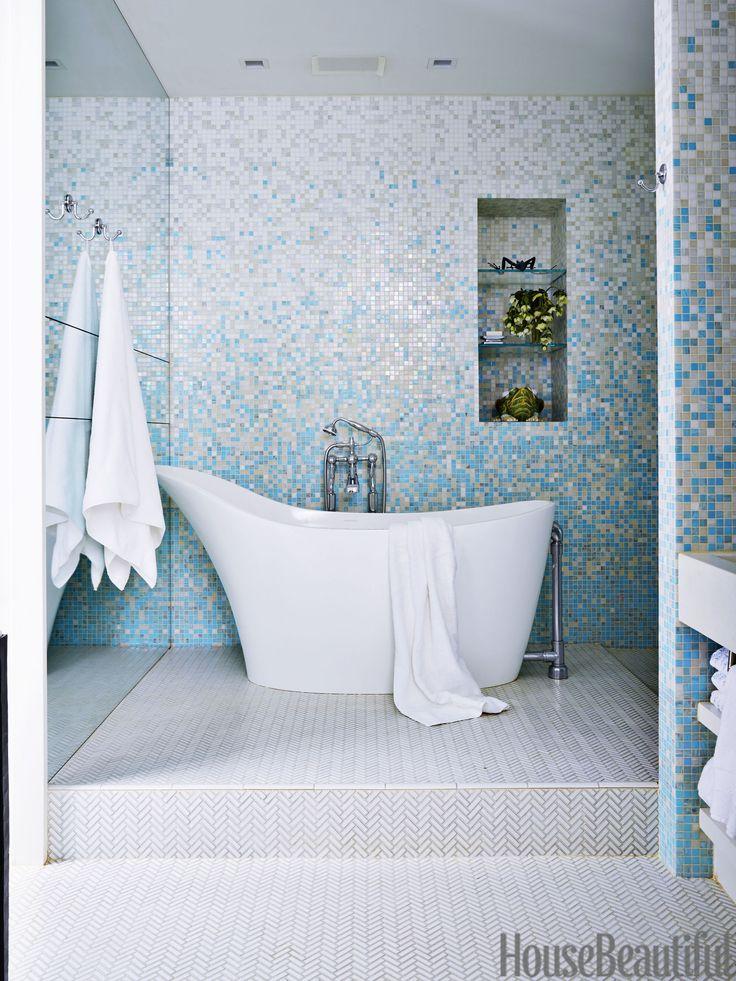 70 best bathroom colors - paint color schemes for bathrooms GTRGOFT