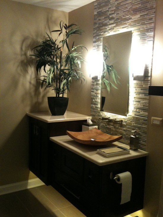 amazing tropical bathroom decor ideas WYYGZMZ