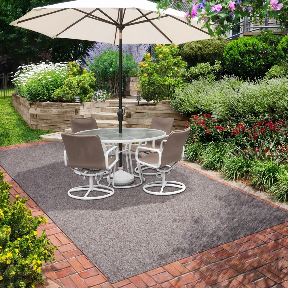Outdoor carpets – cleaning tips