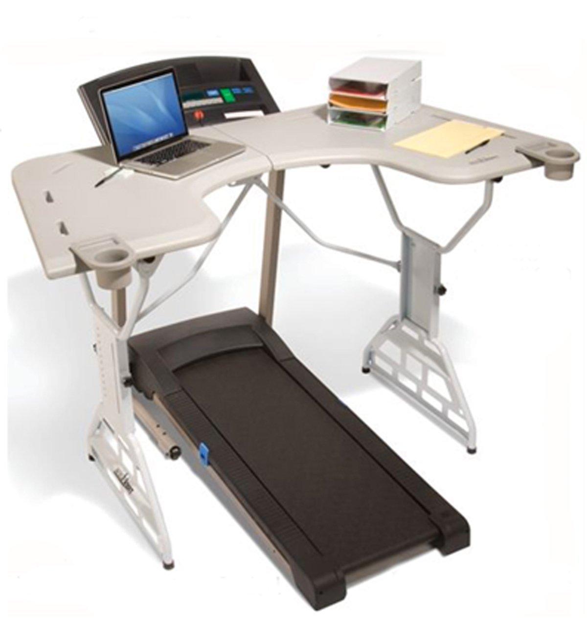 amazon.com : trekdesk treadmill desk : exercise treadmills : sports u0026  outdoors QRMOUCK