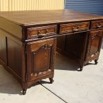 Bring home some class with an antique desk