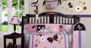 baby bedding sets girls VZUXEOK