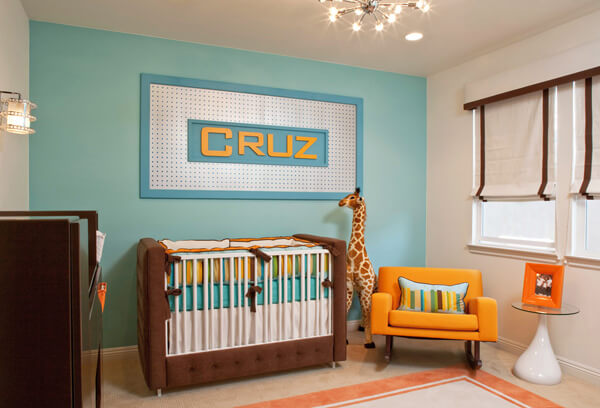 baby boy nursery ideas baby boy room idea - shutterfly ELCXRLD