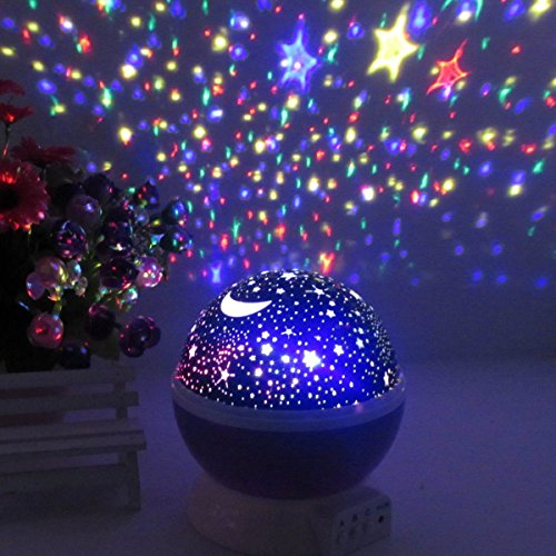baby night light ceiling projector photo - 9 UBDHJEV
