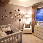 Baby nursery, an opportunity to use imagination