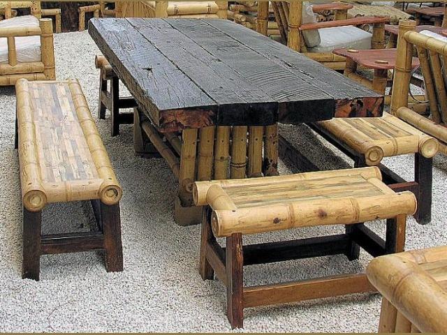 bamboo furniture GKQTEDI