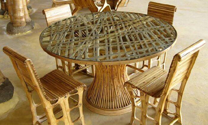 bamboo furniture RMXKNHP