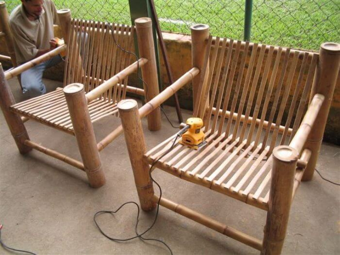 bamboo furniture TSCUWDA