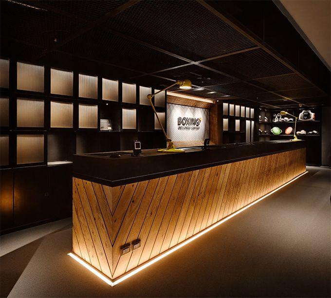 bar counter boxing plus - taipei, taiwan. reception counter designoffice receptionbar  ... JUBYPHS