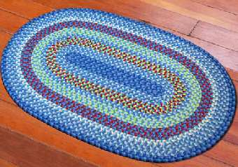 bargain braided rugs ... ALBPVDG