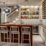 Some nice basement bar ideas