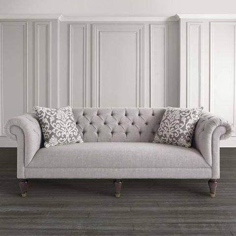 bassett furniture chesterfield sofa JBIDFNP