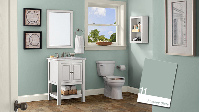 bathroom colors whether ... NPPZPZS