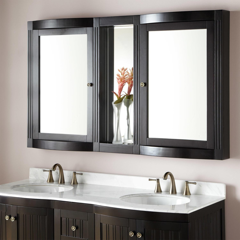 bathroom medicine cabinets 60 ELQCKEX