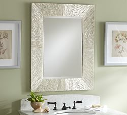 bathroom mirrors bathroom vanity mirrors | pottery barn AKHYHEX
