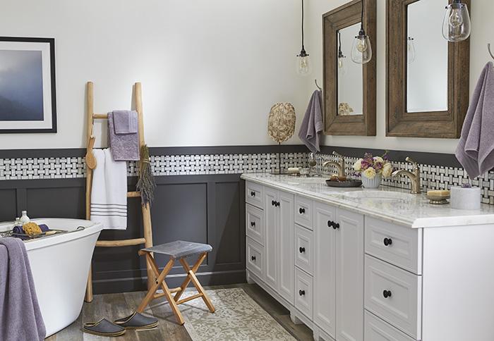 bathroom remodel ideas designer bathroom makeover in relaxed traditional style IORLETU