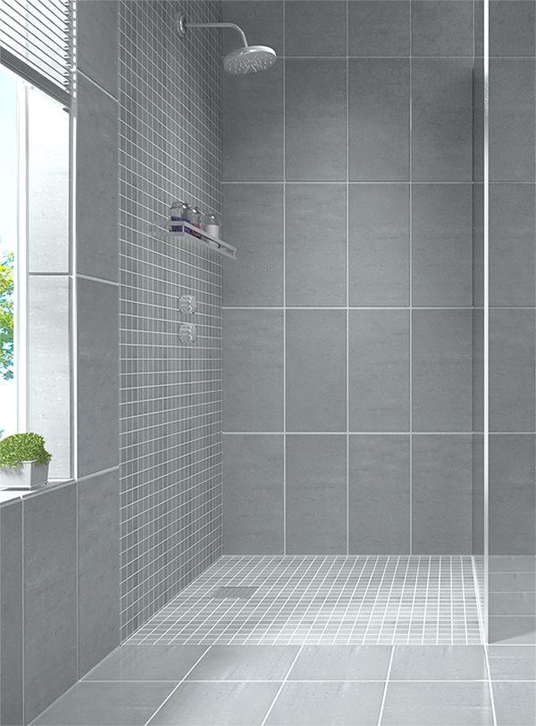bathroom wall tiles best 20+ grey wall tiles ideas on pinterest | grey tiles, grey bathroom GJSLORF