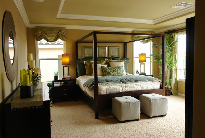 bedroom ideas 70+ bedroom decorating ideas - how to design a master bedroom OEFOMRR