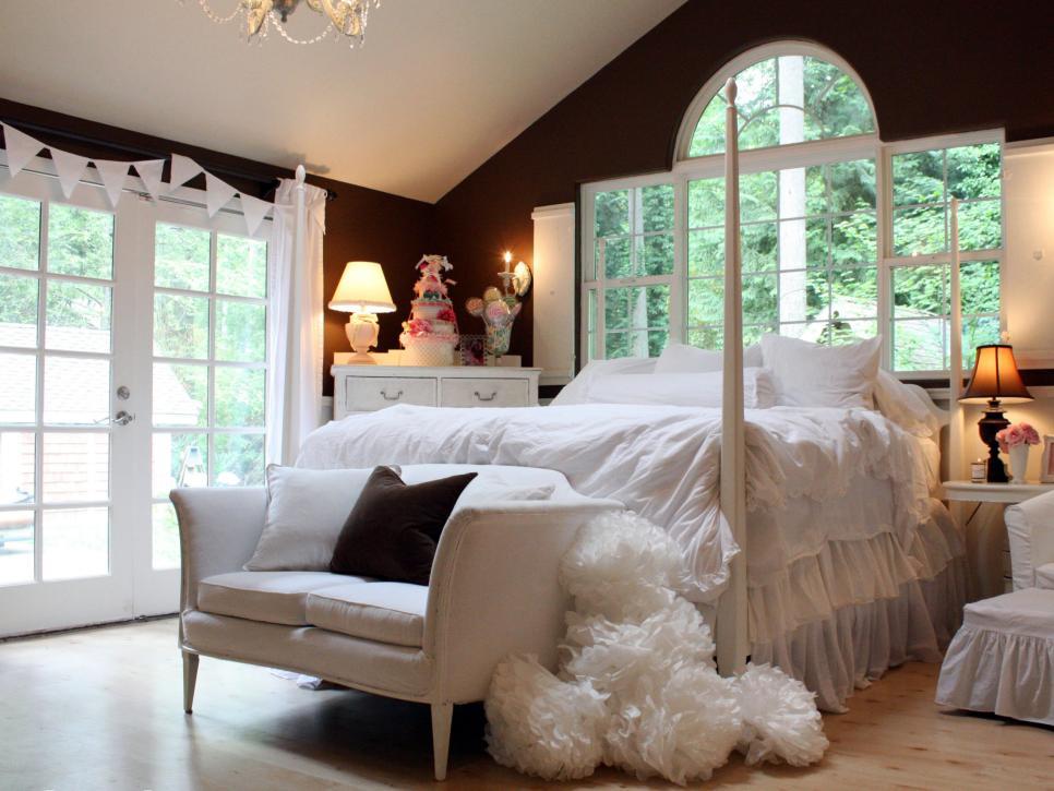 bedroom ideas eclectic streamlined IJYLJQK