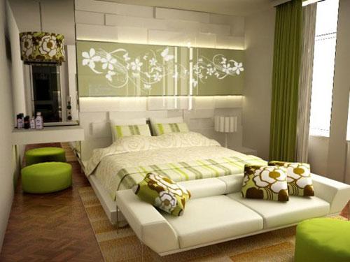 bedroom interior bedroom-30 how to decorate a bedroom (50 design ideas) KDIIEQA