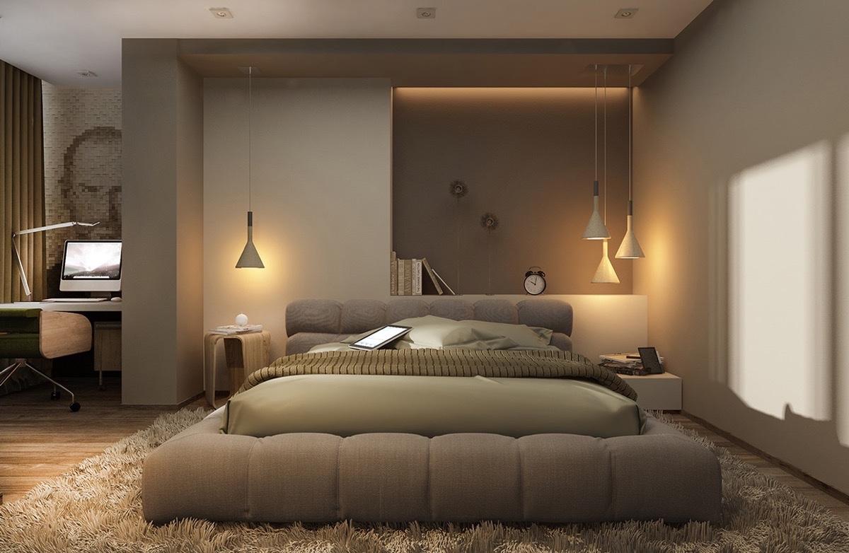 bedroom lights 25 stunning bedroom lighting ideas TRGLDGO