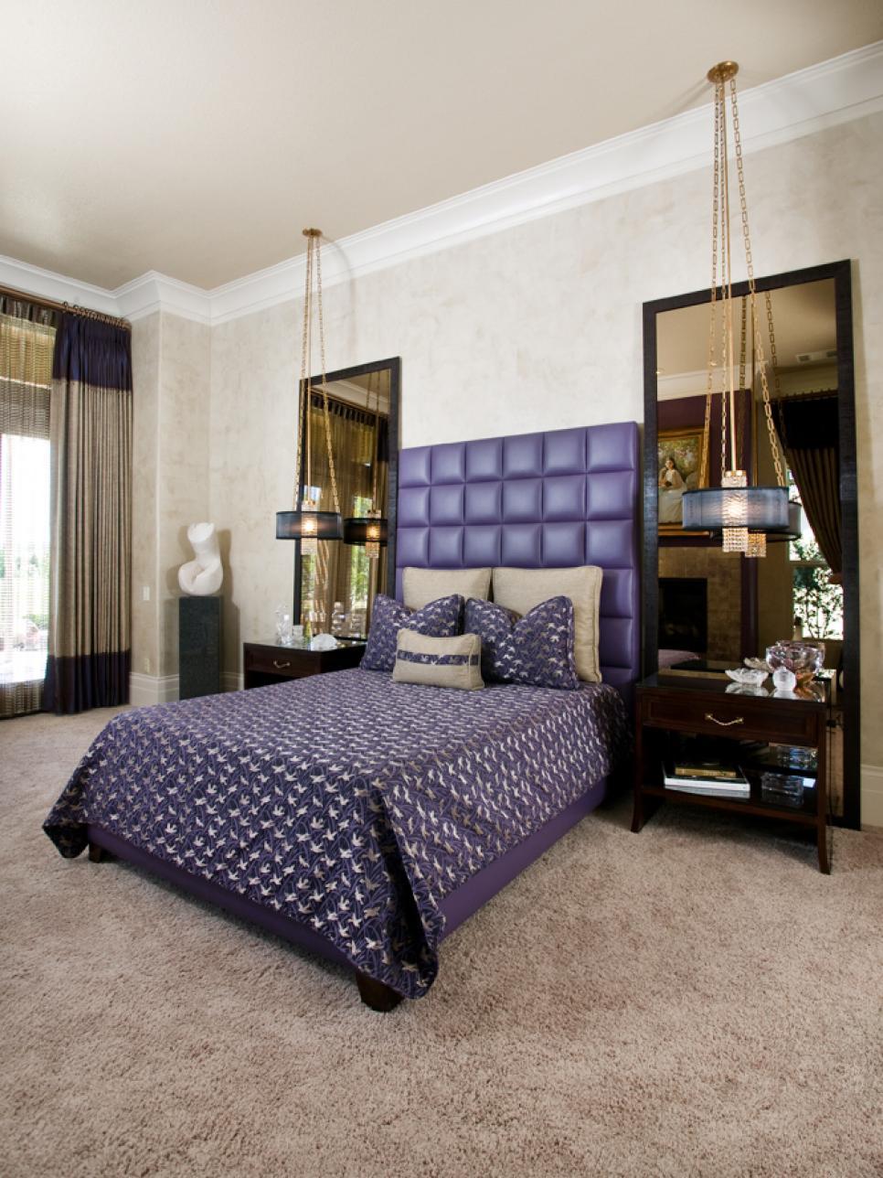 bedroom lights bedroom lighting ideas | hgtv GQCXGBU