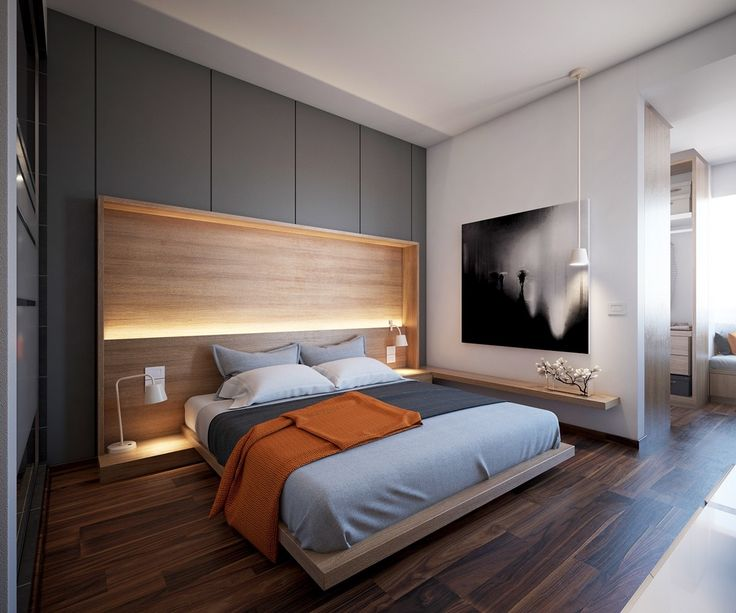 bedroom lights stunning bedroom lighting design which makes effect floating of the bed WOXHYVS