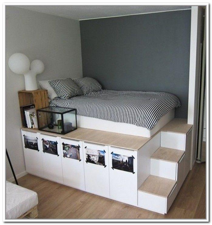 best 25+ platform bed with storage ideas on pinterest | platform bed IRZUZKP