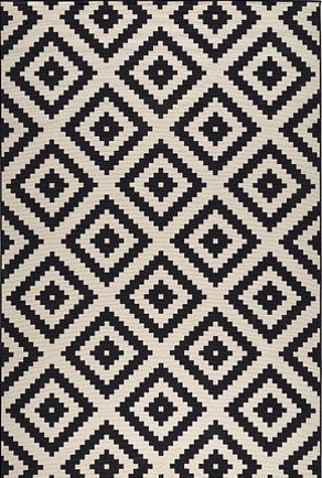 black and white rug tribal rug - amazon $143.81 | i spot this rug in so many GJNMZUG