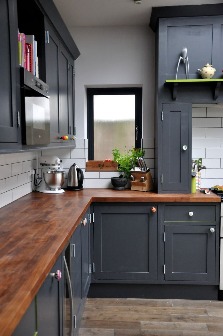 black kitchen cabinets all you must know about cabinet refacing. painted kitchen cabinetsgrey ... QAVKLOK