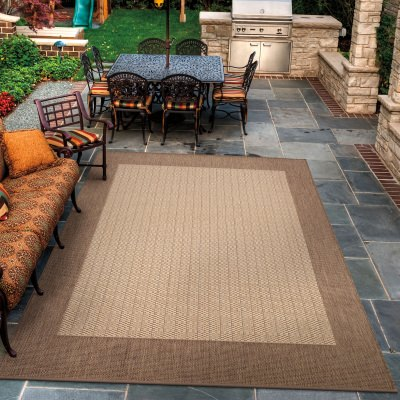 border outdoor rugs SHXEVQF