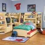 Boys' bedroom furniture