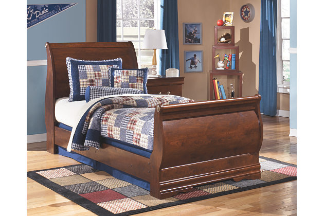 boys bedroom furniture wilmington twin sleigh bed ORNUNLC