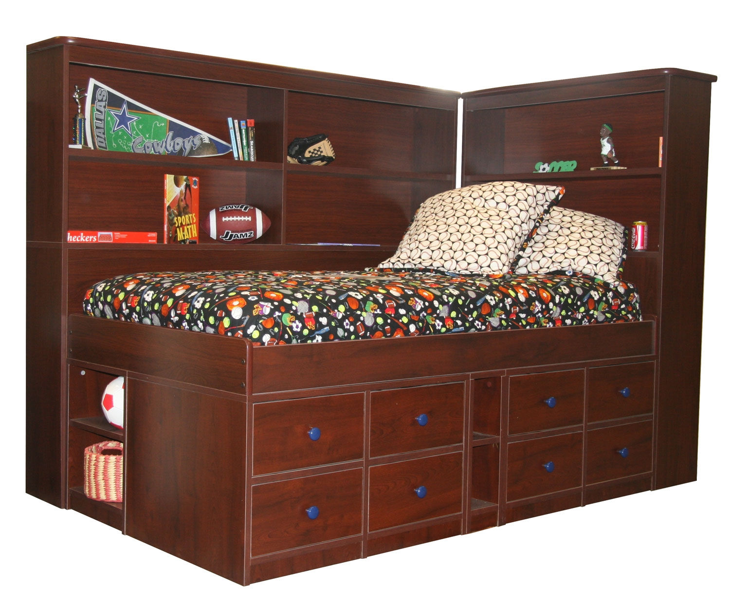 captains bed back to school RXMYQED