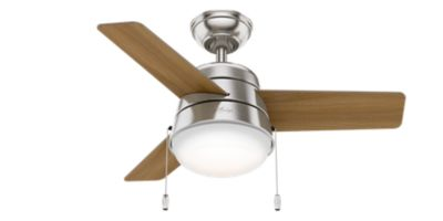 ceiling fans with lights aker NEHVFTF