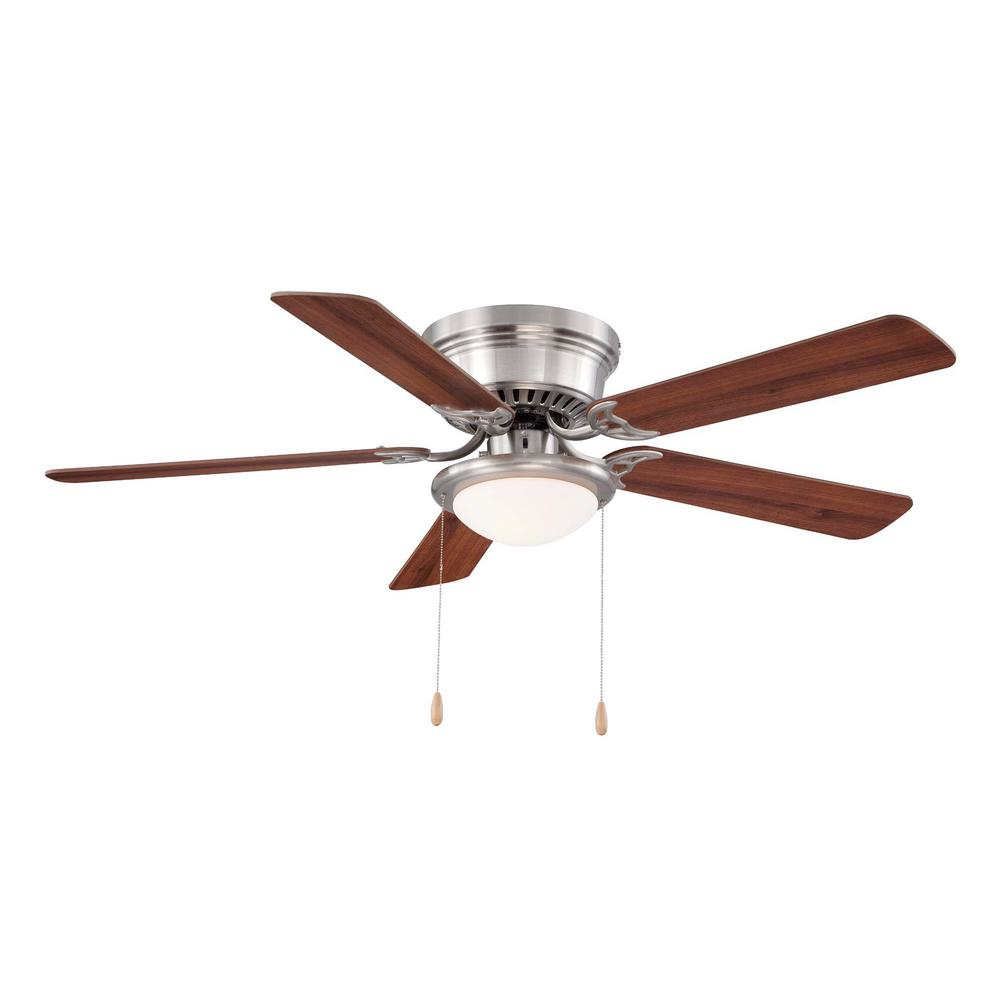 ceiling fans with lights led brushed nickel ceiling fan SEKFXHQ