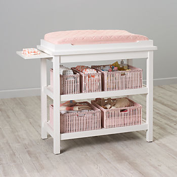 change it up changing table (white) AXMOQYX
