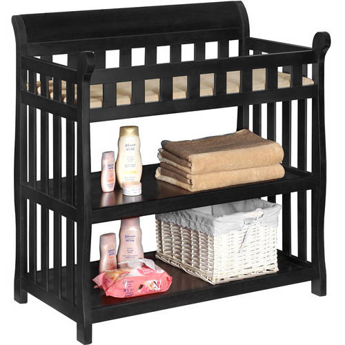 changing table black EBNINWS