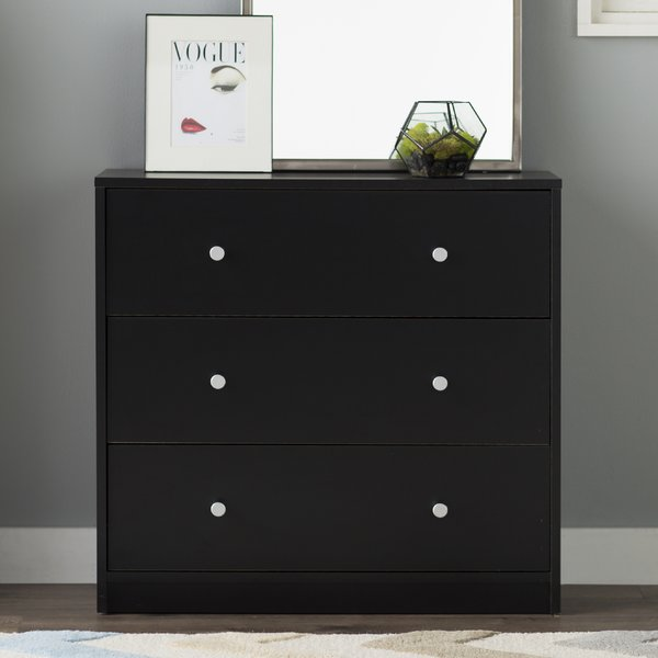 chest drawers varick gallery bedford 3 drawer chest u0026 reviews | wayfair SKBYZFQ