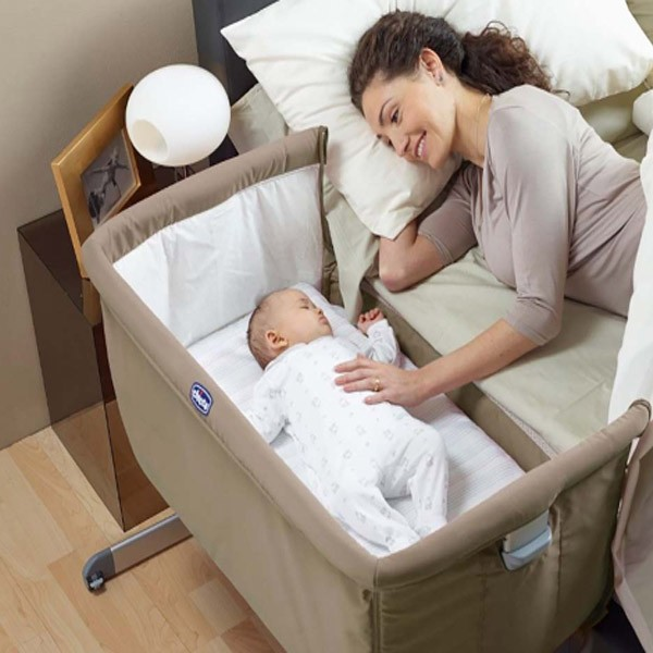 chicco next2me bedside crib attached TMUANYI