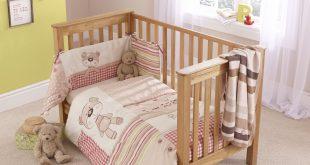 clair de lune little bear cot bedding set732/5946 HEBESHV