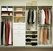 closet design everyday collection MZQGANW