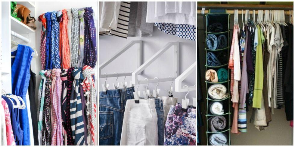 closet organization ideas INKQFUT