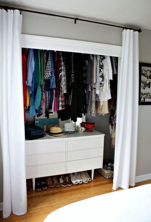 closet organization WDTKHKU